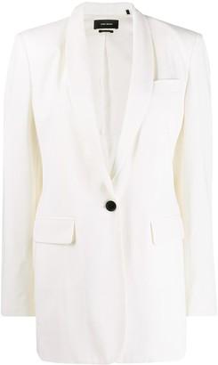 Isabel Marant Shawl Collar Blazer