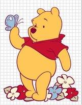 Disney Winnie the Pooh Screen Saver - Butterfly