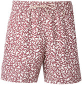 Loro Piana printed swimming shorts - men - Polyamide - S