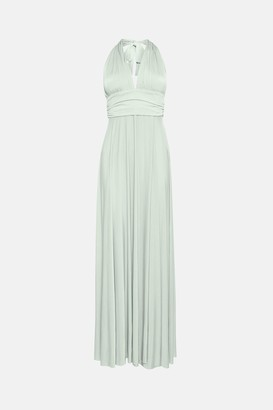 Coast Wrap Skirt Jersey Multiway Maxi Dress