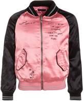 Sisley Bomber Jacket rose