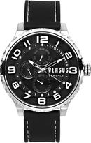 Versus By Versace Globe Collection SBA120015 Men's Stainless Steel Quartz Watch