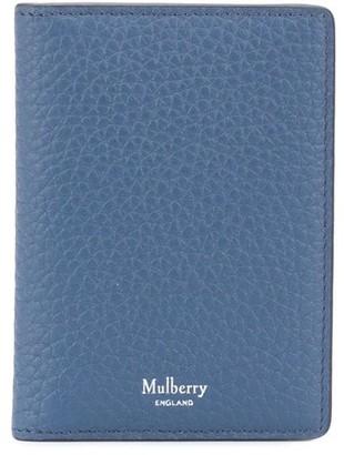 Mulberry Heavy Grain Card Wallet