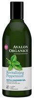 Avalon Lavender Body Wash - 12 Fl Oz
