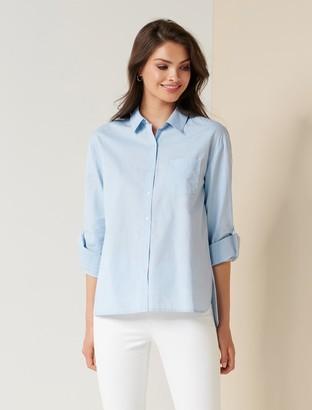 Ever New Leilani Chambray Shirt