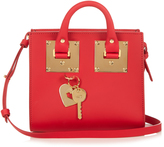 Sophie Hulme Albion Box leather cross-body bag