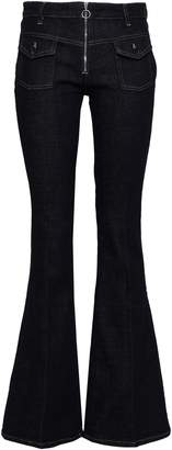 Victoria Victoria Beckham Victoria, Victoria Beckham Mid-rise Flared Jeans