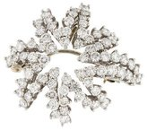 Tiffany & Co. Diamond Fireworks Brooch