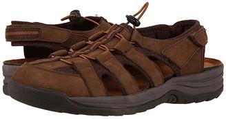 DREW Hamilton (Black Nubuck) Men's Shoes