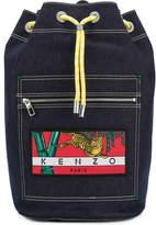Kenzo denim backpack