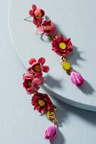 Elizabeth Cole Bryant Flora Drop Earrings