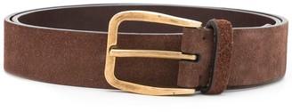 Brunello Cucinelli Buckle Belt
