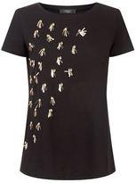 Max Mara Novak Embellished T-Shirt