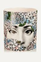 Fornasetti Ortensia Scented Candle, 1.9kg - Colorless