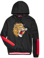 Sean John Men's Chenille Tiger Patch Hoodie, Created for Macy's