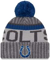 New Era Adult Indianapolis Colts Official Sport Beanie