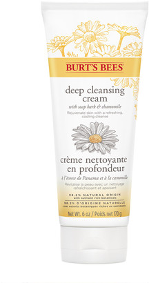 Burt's Bees Soap Bark & Chamomile Deep Cleansing Cream 170G
