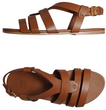Trussardi 1911 Sandals