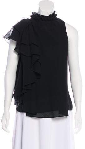 Chanel Wool Sleeveless Top