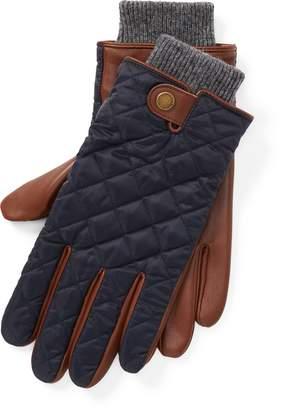 Ralph Lauren Quilted Field Gloves