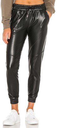 LAmade Shay Vegan Leather Jogger