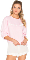 Private Party Baby Girl Sweatshirt in Pink. - size S (also in )