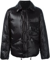 08sircus padded bomber jacket - men - Cotton/Feather Down/Nylon/Polyester - 6