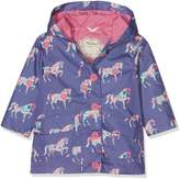 Hatley Little Girls' Cotton Coated Raincoat