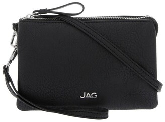 Jag Stone Colour Ava Zip Top Crossbody Bag
