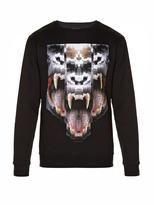Marcelo Burlon County of Milan Las Tortolas sweatshirt