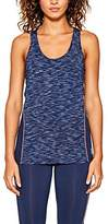 Esprit Women's 077ei1k006 Sports Tank Top,(Manufacturer Size: X-Large)