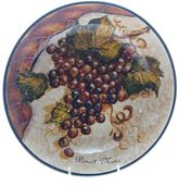 Certified International Wine Cellar Serving Bowl