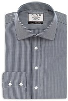 Thomas Pink Holmes Check Dress Shirt - Bloomingdale's Slim Fit