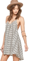 Amuse Society Rituals Print T Back Dress
