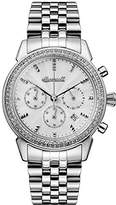 Ingersoll Women's Automatic Stainless Steel Casual Watch, Color:Silver-Toned (Model: I03903)
