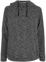 Topshop Maternity branded hoodie