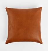 Rejuvenation Leather Pillow Cover