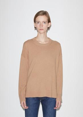 La Garçonne Moderne Peak Oversized Tee Sweater