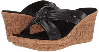 Onex Bethany (Black) Women's Dress Sandals