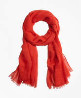 Brooks Brothers Cotton Oblong Scarf
