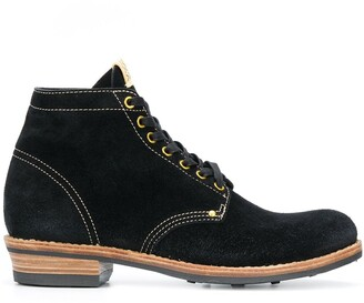Visvim Ankle Lace-Up Boots
