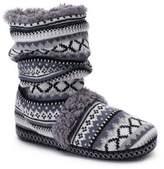 Muk Luks Women's Scrunchy Boot Slippers