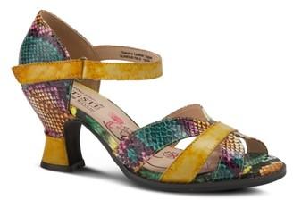 L'artiste By Spring Step Glamour Sandal