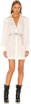 GRLFRND Lo Shirt Dress
