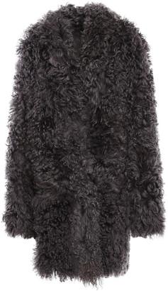 Dom Goor Shearling Coat