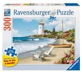 Ravensburger Sunlit Shores Puzzle - 300 Pieces