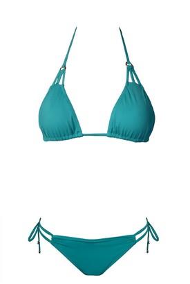 Mabi Swimwear Bikini Two Pieces Julia Green