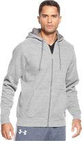Under Armour Sweatshirt, Water Repellant Zip-Up Hoodie