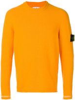 Stone Island long-sleeve pullover - men - Polyamide/Wool - S