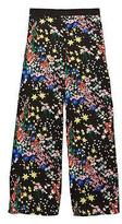 Very Floral Print Palazzo Trousers